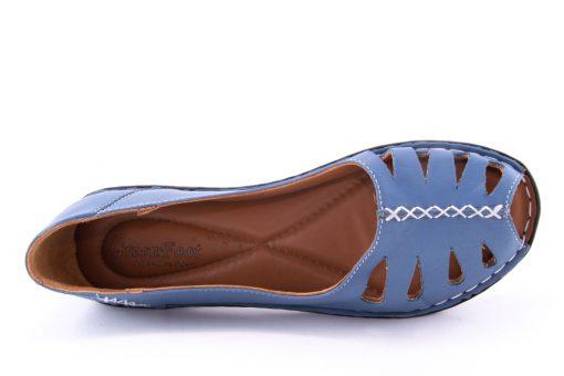 PANTOFI DAMA GREEN FOOT PIELE NATURALA MIRA 2020 /ABD