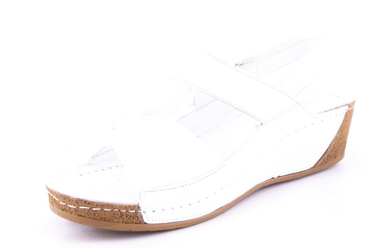 SANDALE DAMA PIELE NATURALA DE VITEL CLAUDIO CASINI CART 52121 /A