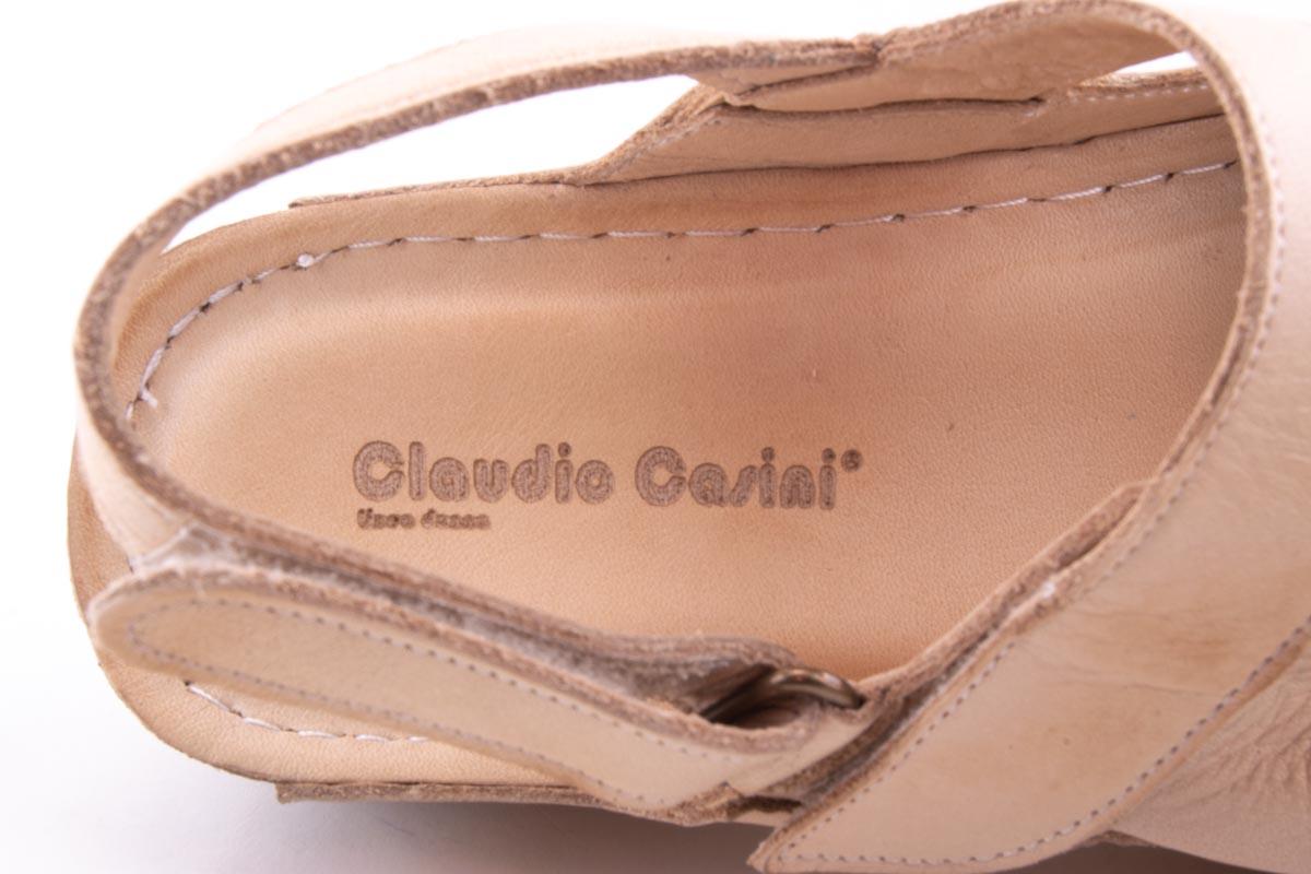 SANDALE DAMA PIELE NATURALA DE VITEL CLAUDIO CASINI CART 52121 /B